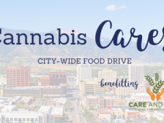 Cannabis Cares™ Food Drive